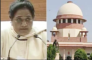 Big blow to Mayawati from Supreme Court