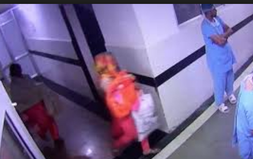 CCTV incidents of theft...........