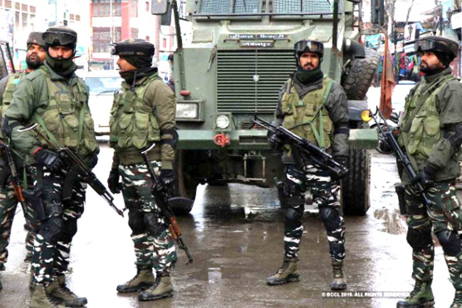 CRPF challenged Pakistan, said- will not forget or forgive