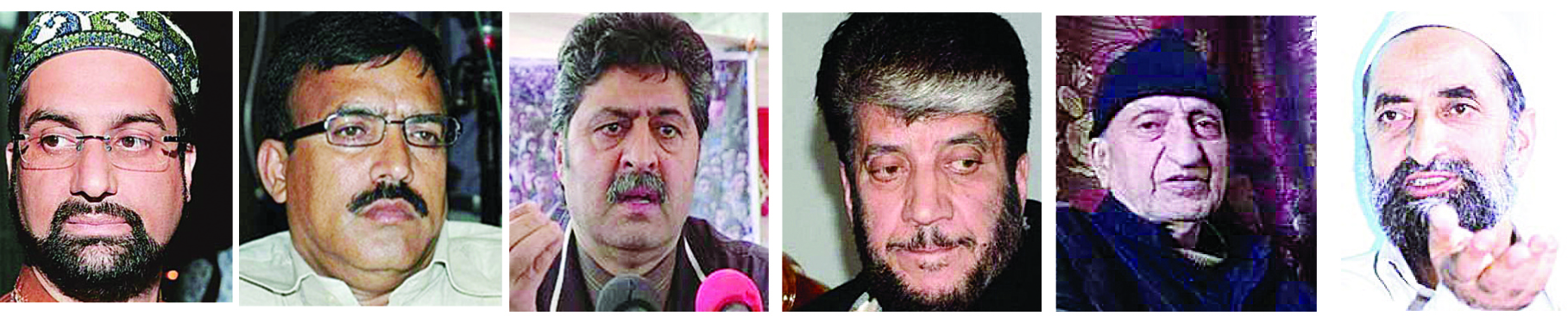 Government withdrew security for separatist leaders