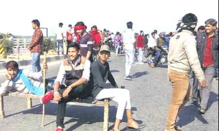 Rajasthan: Gurjaar Movement Spread Over 5 Districts
