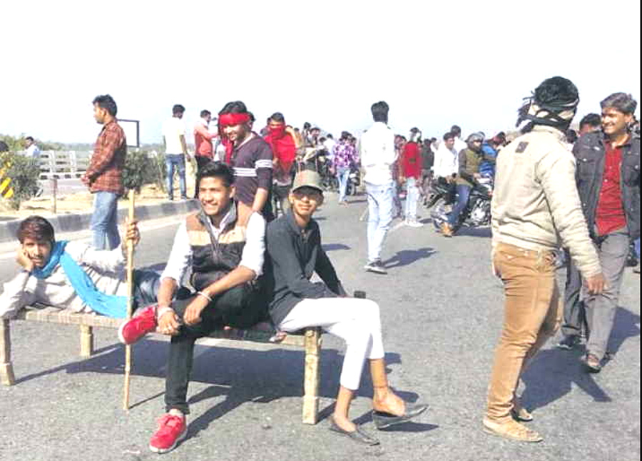 Rajasthan: Gurjaar Movement Spread Over 5 Districts