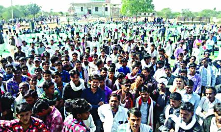 Gurjar Reservation Movement Again In Rajasthan