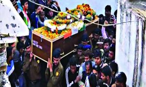 Haryana to give farewell to martyr Hari Singh