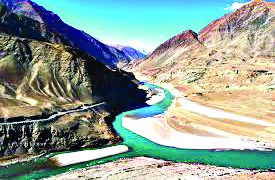 India will stop the water of its share from going to Pakistan