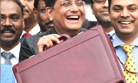 Interim Budget Rs 5 Lakh No Income Tax Will Be Payed Till