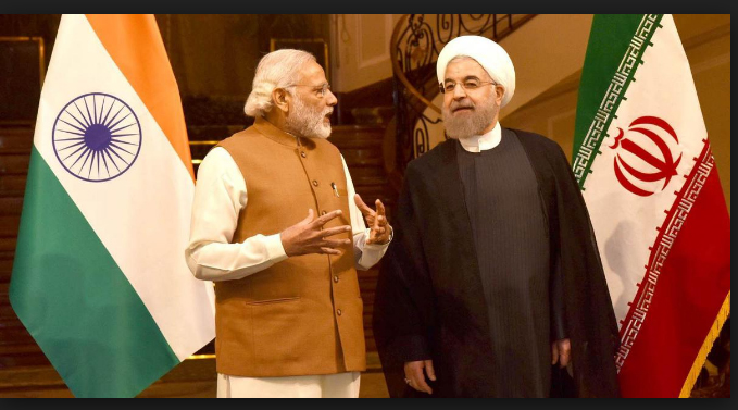Joint efforts India and Iran against Pakistan