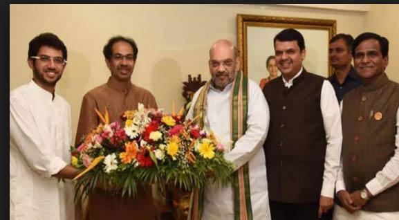 Lok Sabha elections: consensus made in BJP and Shiv Sena