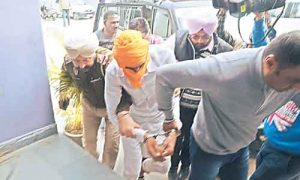 Ludhiana Gangrape Case: Angry People Angry Over The Accused Arrested