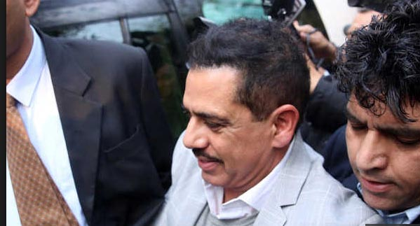 Money laundering case: ED questioned by Vadra