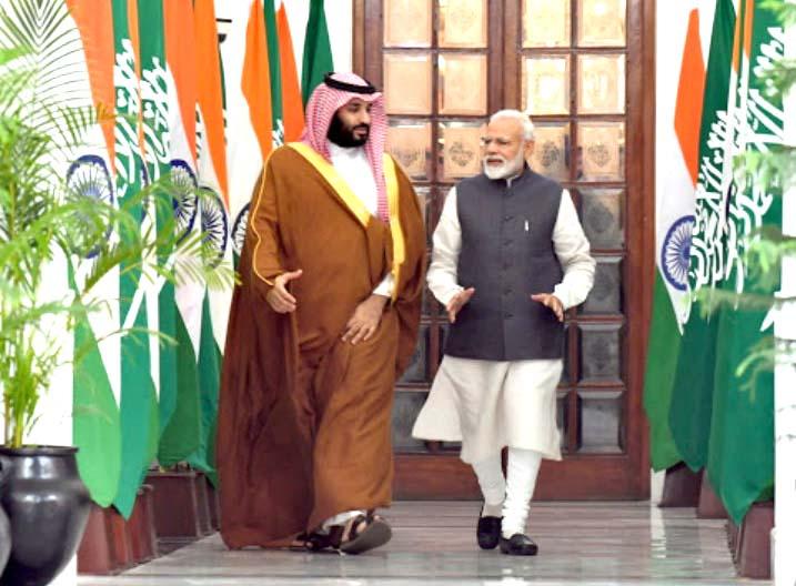 Need to put pressure on terrorists: Modi