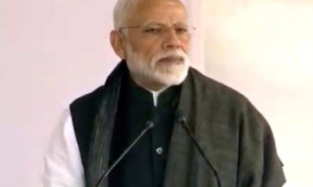 Neighbors and terrorists make a big mistake they will definitely get punishment: Modi
