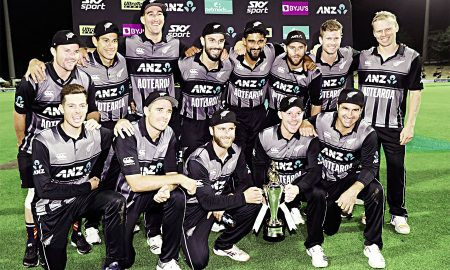 New Zealand Beat India In T-20