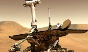 Opportunity rover finish on Mars Was sent for 90 days ran for 15 years