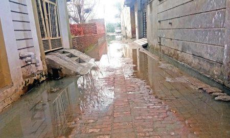Deprived village of facilities Patti Khalil
