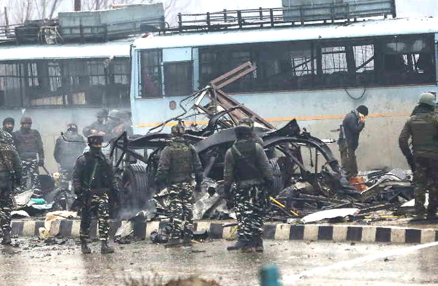 Pulwama: Mastermind of attack being considered as Gazi