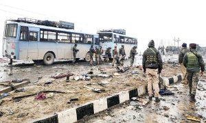 Pulwama ,Terror, Attack