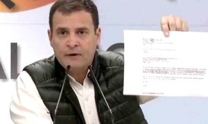 Rafael Deal: Modi Played The Role Of Middleman: Rahul