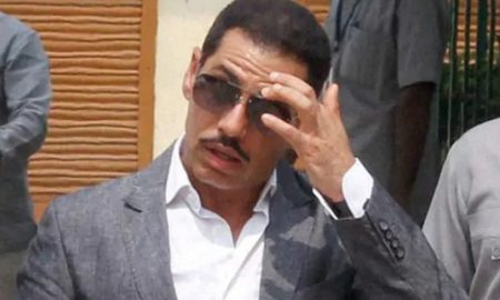Robert Vadra interim bail