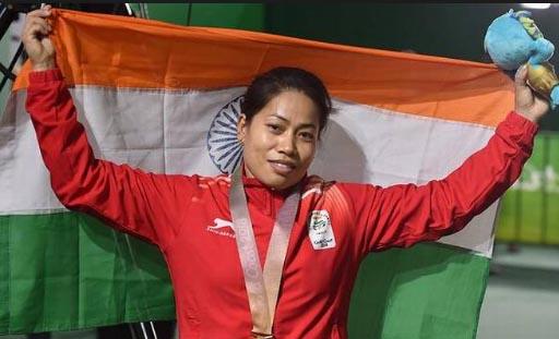 Sanjeeeta Chanu get rid of doping