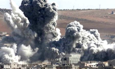 Syrian: US Attacks Islamic State Capture 70 Civilian Deaths