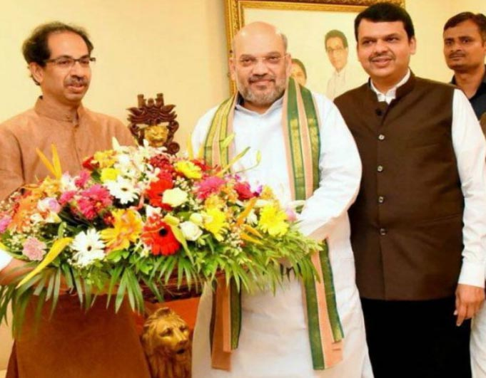 There is agreement on the alliance between BJP-Shiv Sena in Maharashtra