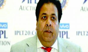 There is no possibility of cricket with Pakistan: Rajeev Shukla