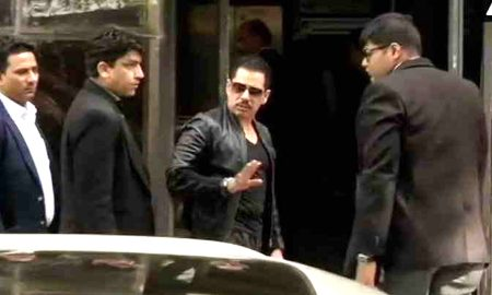 Vadra Who Reached ED Office in Jaipur Can Now Be Asked 30 Questions
