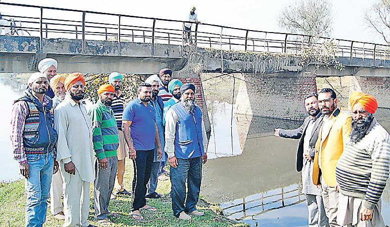 Villagers, Demand Immediate Creation, Bridge, Punjab