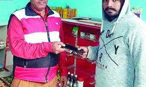 honesty, lost mobile, real owner, dera premi