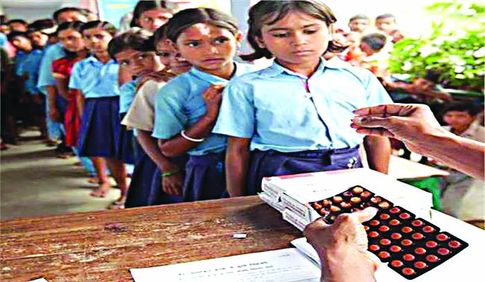 93 lakh Children Will Be Dumped Stomach Bug In Haryana