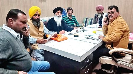 Bank Will Not Take, Blank Check, Farmers Now, Punjab