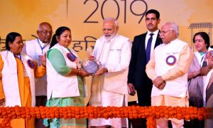 PM, Modi, Launches , Clean-Power 2019