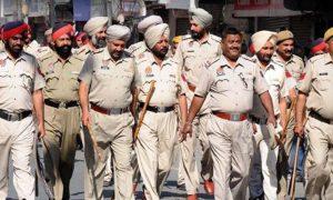 Punjab, Police