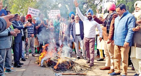 SC's Society, Flares, Chief Engineer Reverted, Punjab