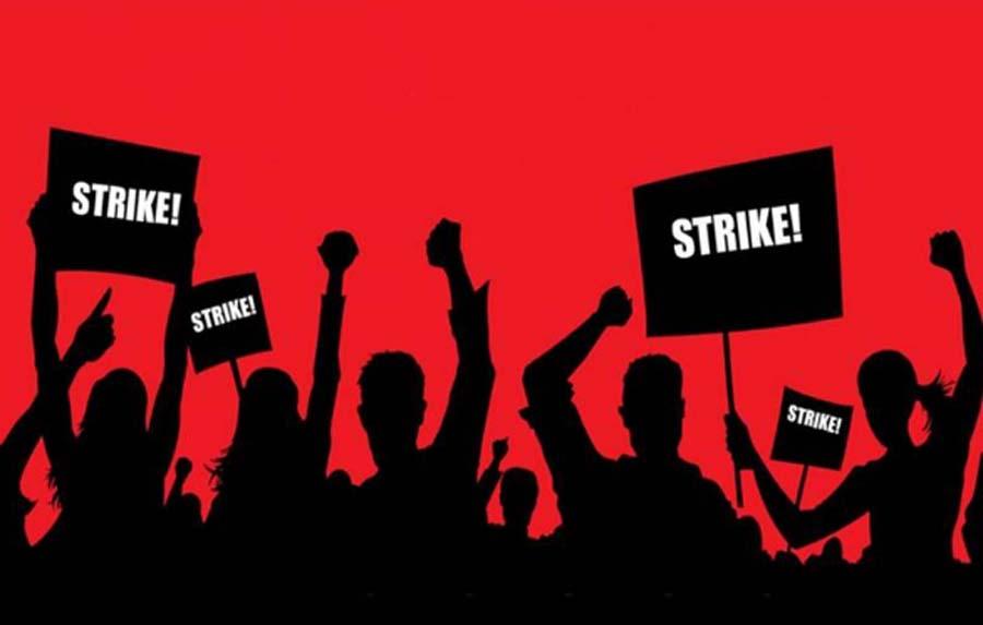 Hunger, Strike