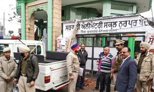 Action Against, Careless Teachers, Punjab