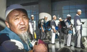 China's cage imprisoned 10 lakh Uighurs Muslims?....