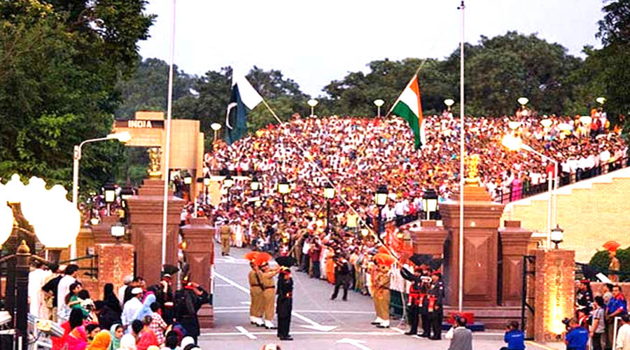 Abhinandan to the 'great congratulations' on the whole of India on the Wagah border