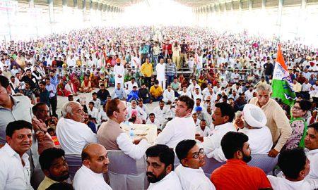 Ashok Tanwar will be Congress candidate from sirsa