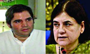 BJP has changed seats of Maneka, Varun Gandhi