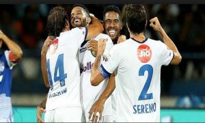 Bangalore first ISL champion