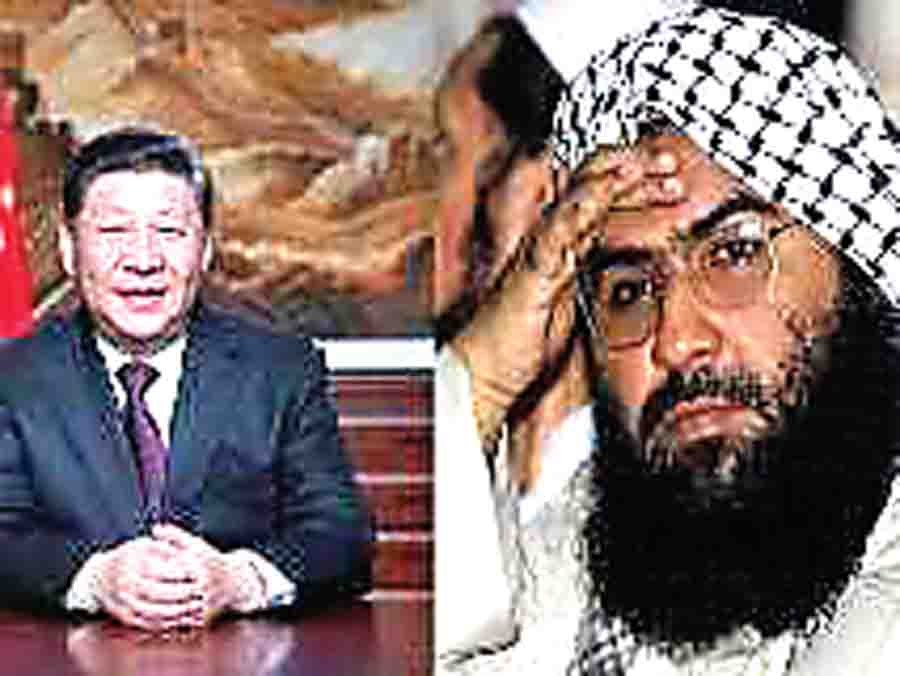China's double attitude on terrorism and Masood Azhar