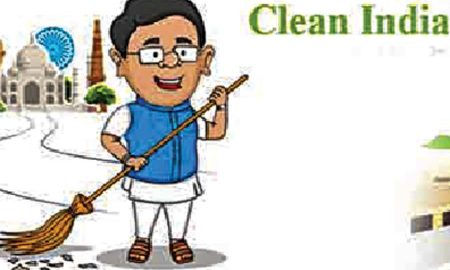 Cleanliness must be a part of life