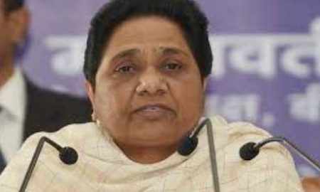 Congress does spread the illusion of leaving seven seats: Mayawati