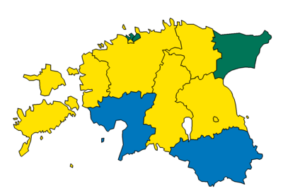 Estonia Parliamentary Election