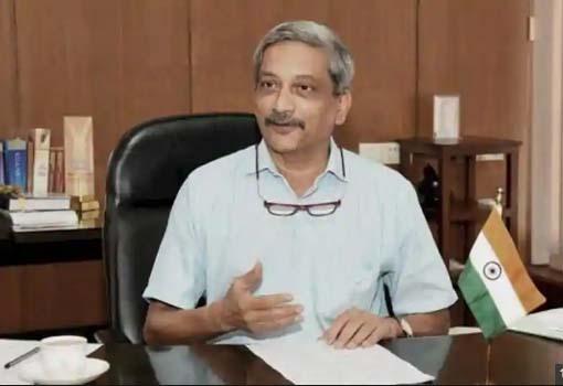 Goa Chief Minister Manohar Parrikar dies