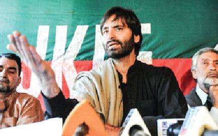 Government hammer on JKLF