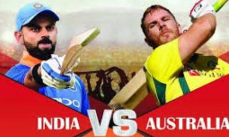 India and Australians equalize 2-2 in ODI series