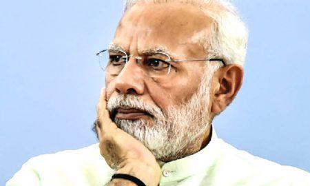 It is possible if Modi is
